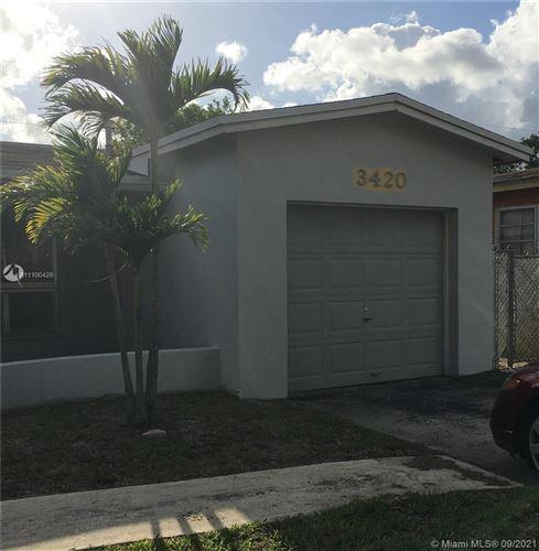 Photo of 3420 Island Dr, Miramar, FL 33023 (MLS # A11100428)