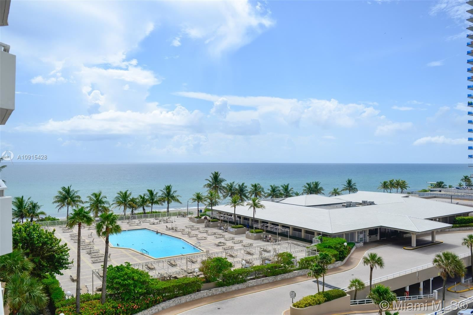 1950 S Ocean Dr #5C, Hallandale Beach, FL 33009 - #: A10915428