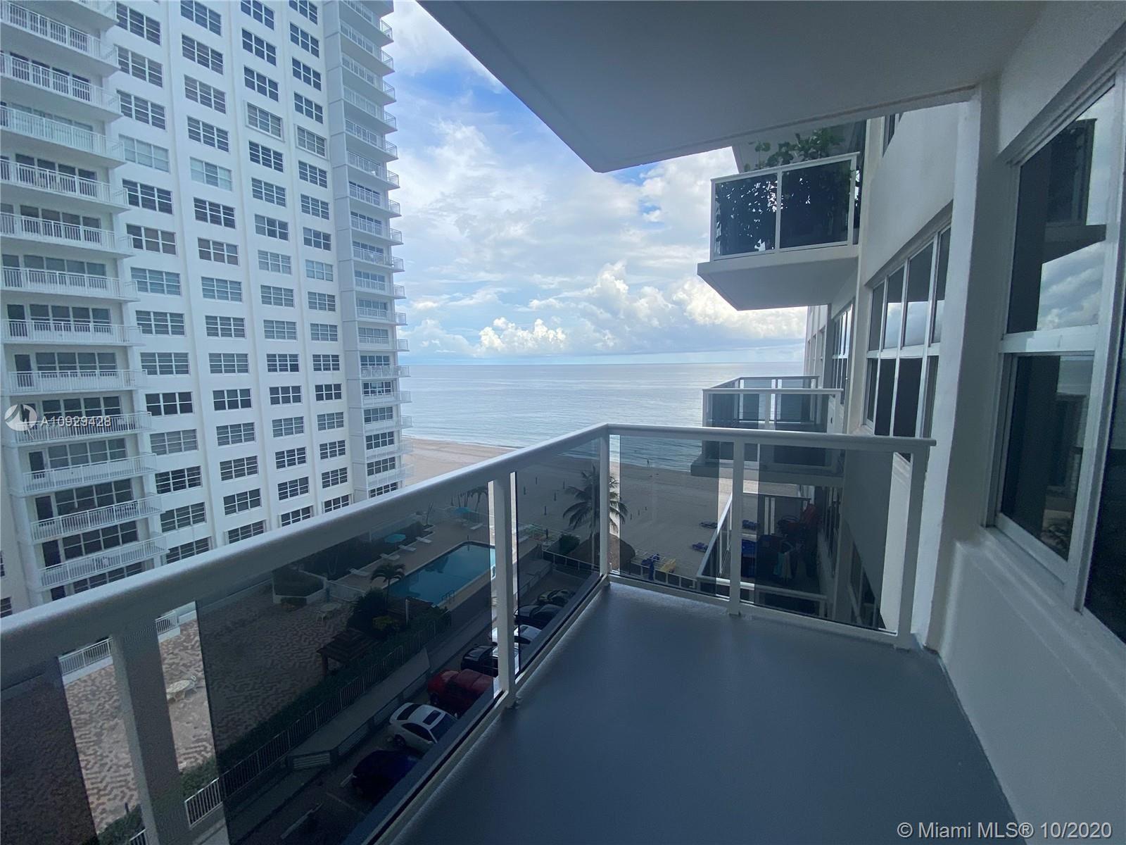 Photo of 3700 Galt Ocean Dr #703, Fort Lauderdale, FL 33308 (MLS # A10929428)