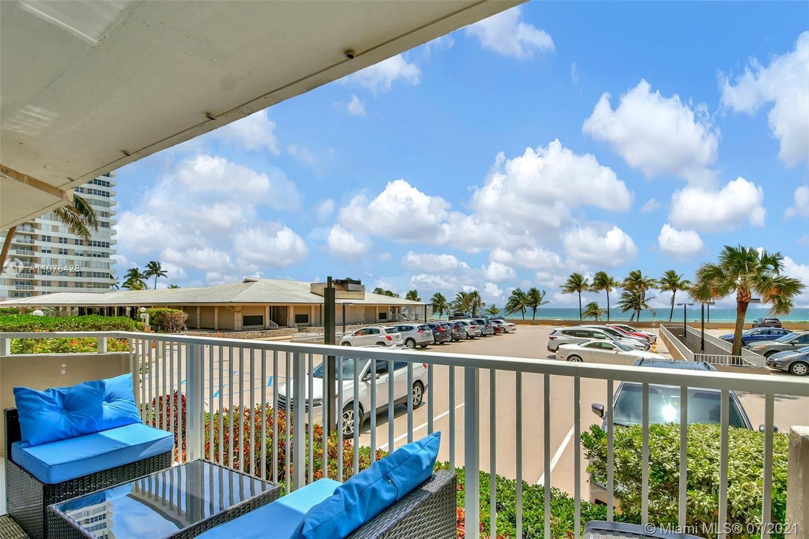 1980 S Ocean Drive #ME, Hallandale Beach, FL 33009 - #: A11076428