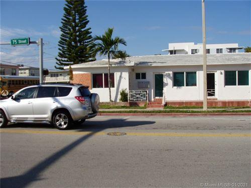 Foto de inmueble con direccion 625 75th St Miami Beach FL 33141 con MLS A10838429