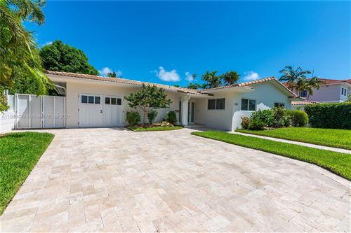 Photo of 2283 Keystone Blvd, North Miami, FL 33181 (MLS # A11085429)