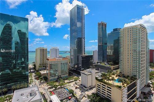 Photo of 1300 S MIAMI AVE #2305, Miami, FL 33131 (MLS # A11101429)