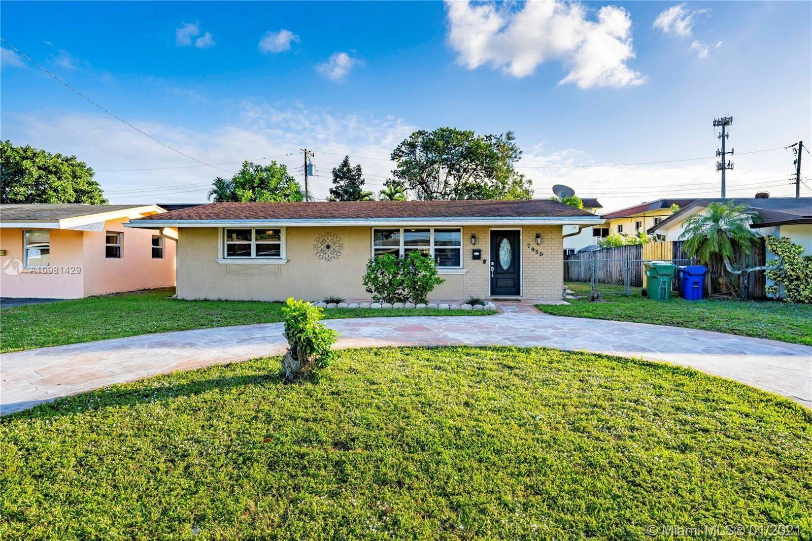 7950 NW 10th St, Pembroke Pines, FL 33024 - #: A10981429