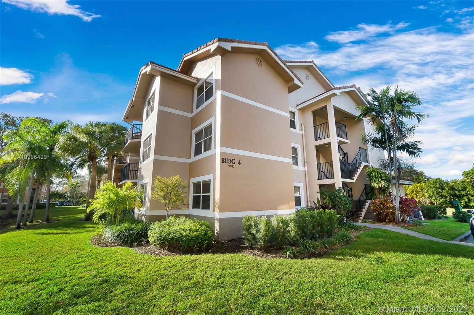 9033 Wiles Rd #301, Coral Springs, FL 33067 - MLS#: A10996429