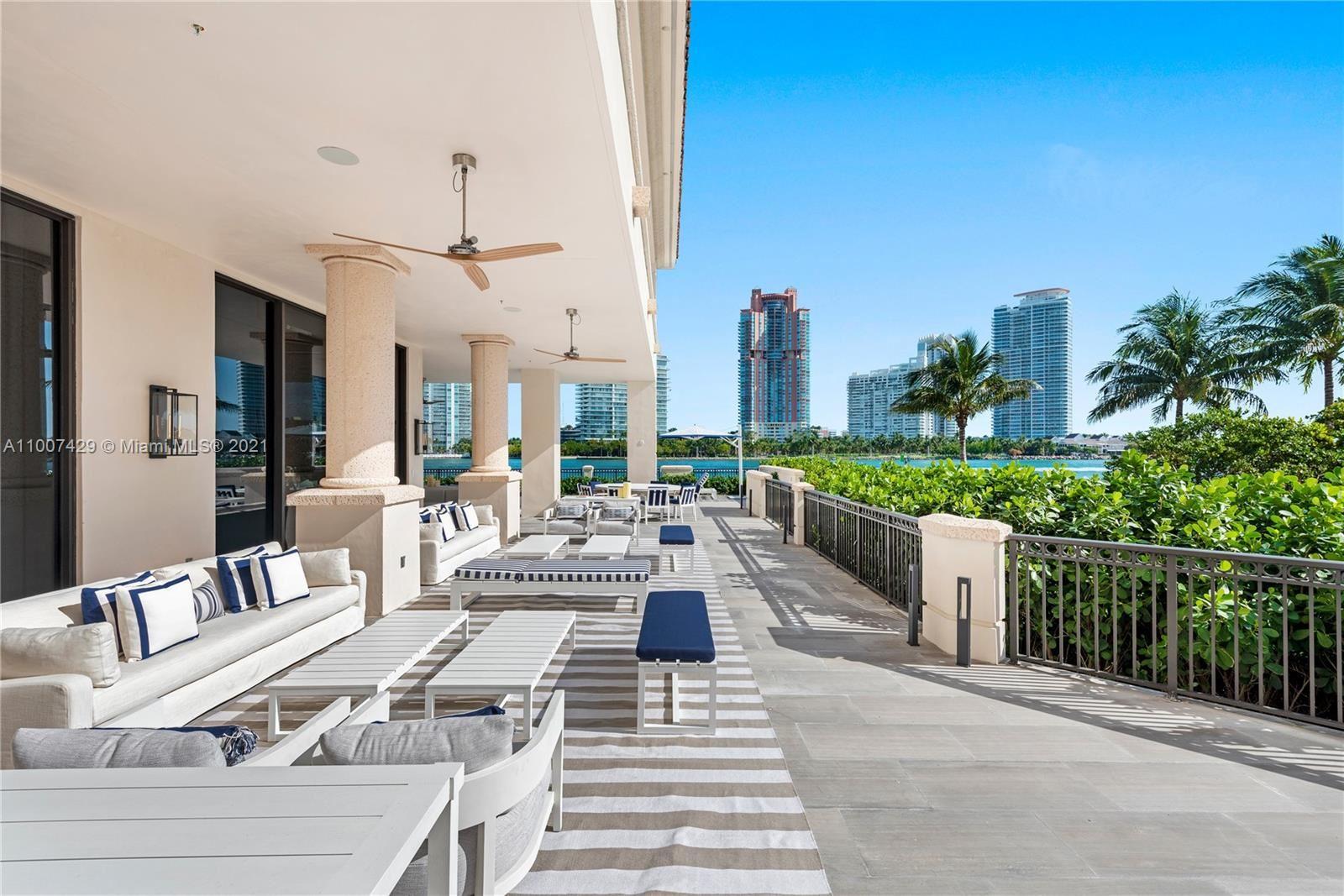 Photo of 6800 Fisher Island Dr #6812, Miami Beach, FL 33109 (MLS # A11007429)