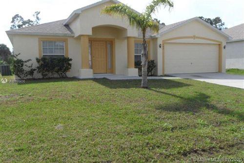 Photo of 742 NE Americana Boulevard, Palm Bay, FL 32907 (MLS # A10899430)