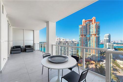 Photo of 50 S Pointe Dr #2304, Miami Beach, FL 33139 (MLS # A10991430)