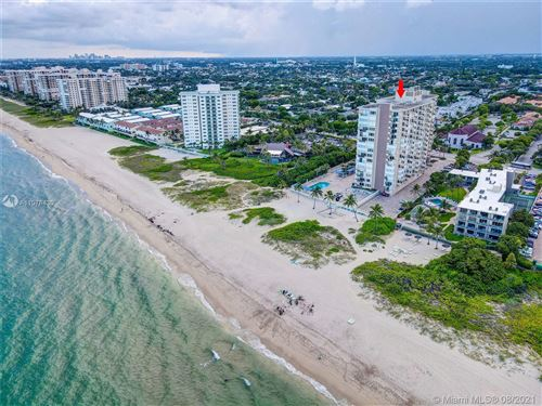 Photo of 2000 S Ocean Blvd #11B, Lauderdale By The Sea, FL 33062 (MLS # A11078430)