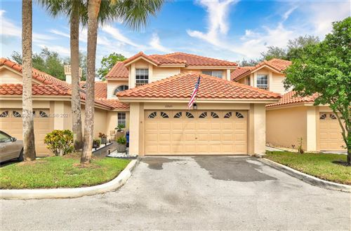Photo of 10845 Cypress Glen Dr #10845, Coral Springs, FL 33071 (MLS # A11116430)