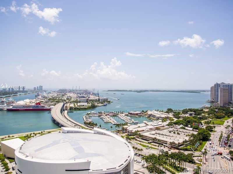 888 Biscayne Blvd #3605, Miami, FL 33132 - #: A11098430