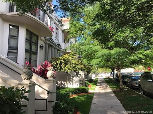 Photo of 1650 Galiano St #TH2, Coral Gables, FL 33134 (MLS # A10857431)