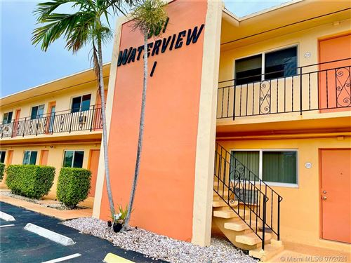 Photo of 301 E Mcnab Rd #207, Pompano Beach, FL 33060 (MLS # A11072431)