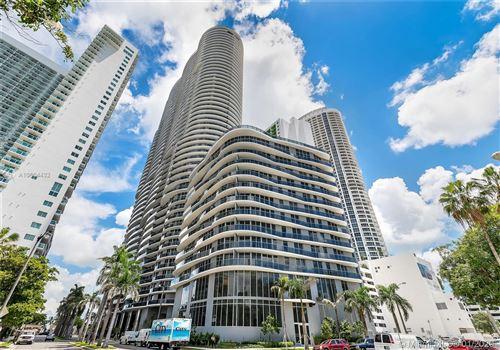 Photo of Listing MLS a10804432 in 488 NE 18th St #1901 Miami FL 33132