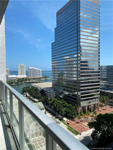 Photo of 500 Brickell Ave #1806, Miami, FL 33131 (MLS # A10859432)