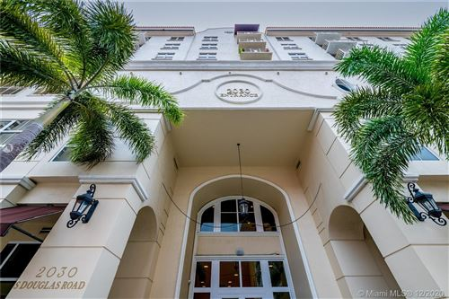 Photo of 2030 S Douglas Rd #419, Coral Gables, FL 33134 (MLS # A10965432)