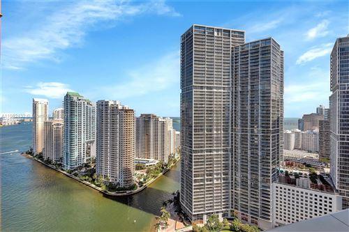 Photo of 200 Biscayne Boulevard Way #3405, Miami, FL 33131 (MLS # A11082432)