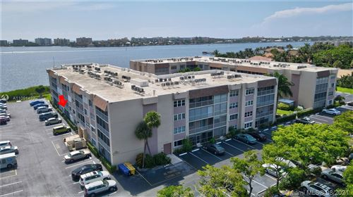 Photo of 1502 S Lakeside Dr #116, Lake Worth, FL 33460 (MLS # A11091432)