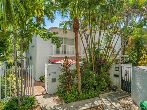 Photo of 2660 Bird Ave #7, Miami, FL 33133 (MLS # A11099432)