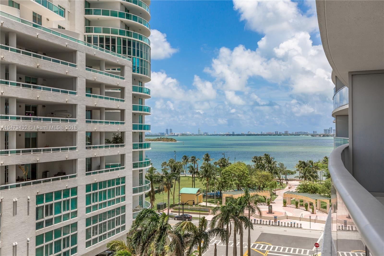 488 NE 18th Street #603, Miami, FL 33132 - #: A10473432