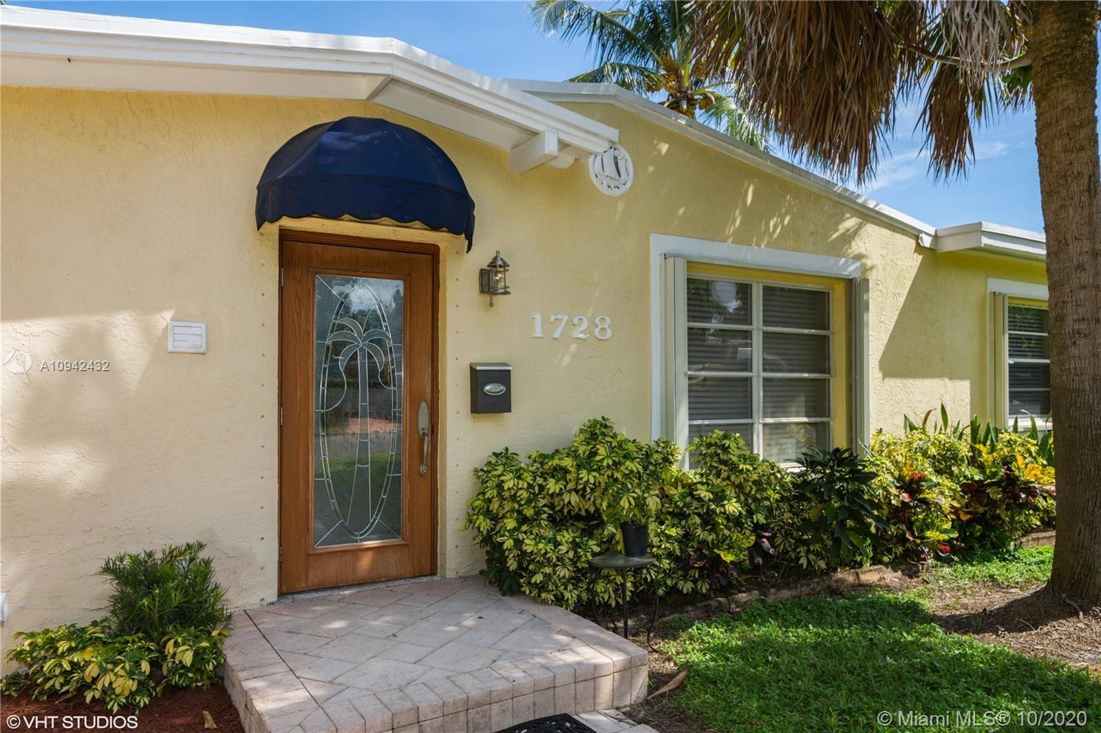 1728 NE 16th Ter, Fort Lauderdale, FL 33305 - #: A10942432