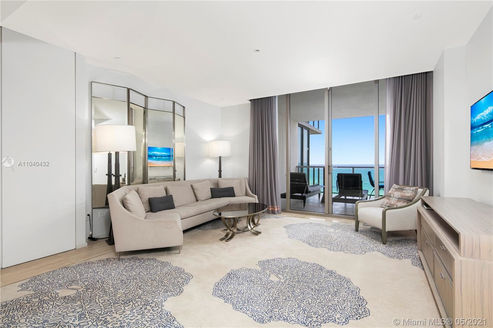 Photo of 9703 Collins Ave #1006, Bal Harbour, FL 33154 (MLS # A11040432)