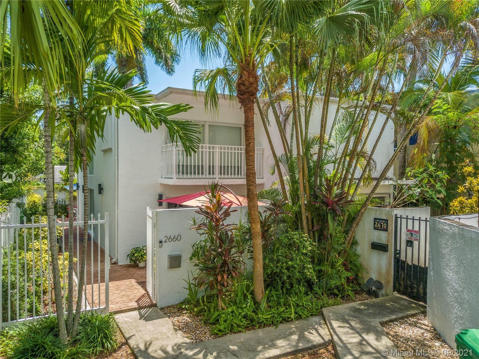 2660 Bird Ave #7, Miami, FL 33133 - #: A11099432