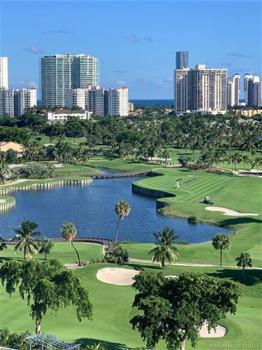 Photo of 20301 W Country Club Dr #1428, Aventura, FL 33180 (MLS # A10773433)