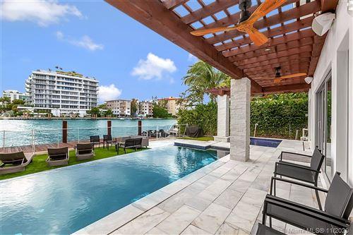Photo of 9380 Bay Dr #House, Surfside, FL 33154 (MLS # A10961433)