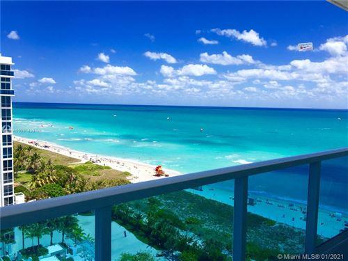 Photo of 2301 Collins Ave #1511, Miami Beach, FL 33139 (MLS # A10981433)