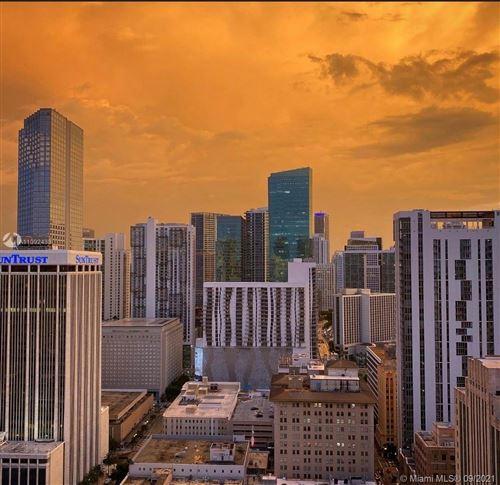 Photo of 133 NE 2nd Ave #3306, Miami, FL 33132 (MLS # A11092433)