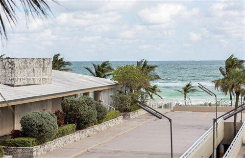 Photo of 1980 S Ocean Dr #2F, Hallandale Beach, FL 33009 (MLS # A11114433)