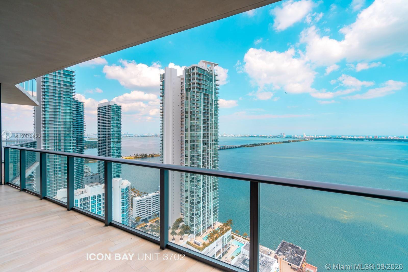 460 NE 28th St #3702, Miami, FL 33137 - MLS#: A10772433