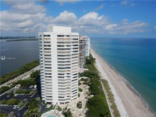 Photo of 5070 N Ocean Dr #23B, Riviera Beach, FL 33404 (MLS # A10887434)