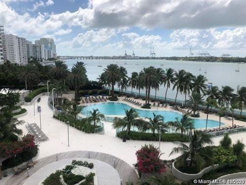 Photo of 1500 Bay Rd #628S, Miami Beach, FL 33139 (MLS # A10947434)