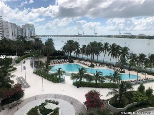 Photo of 1500 Bay Rd #628S, Miami Beach, FL 33139 (MLS # A10947434)