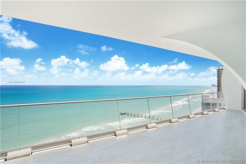 Photo of 16901 Collins Ave #2903, Sunny Isles Beach, FL 33160 (MLS # A11026434)