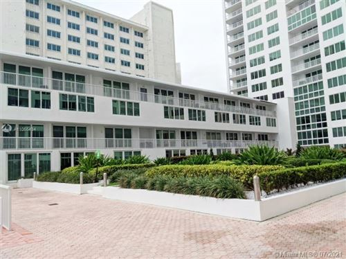 Photo of 5401 E Collins Ave #341, Miami Beach, FL 33140 (MLS # A11055434)