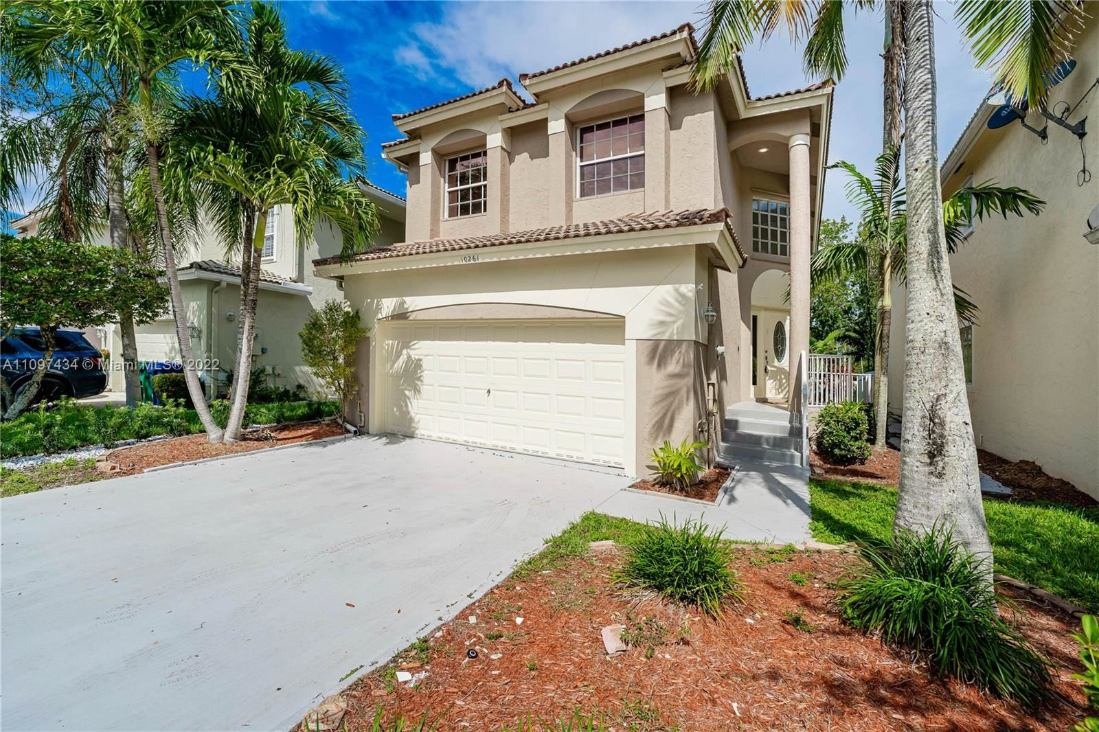 10261 NW 7th St, Coral Springs, FL 33071 - #: A11097434