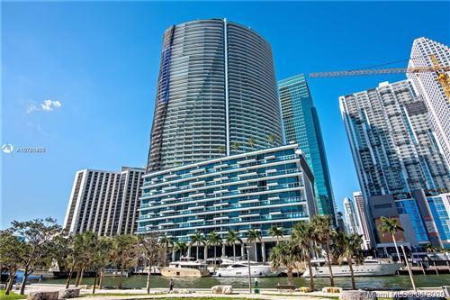 Foto de inmueble con direccion 200 Biscayne Boulevard Way #1406 Miami FL 33131 con MLS A10760435
