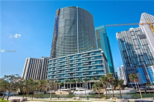 Photo of 200 Biscayne Boulevard Way #1406, Miami, FL 33131 (MLS # A10760435)
