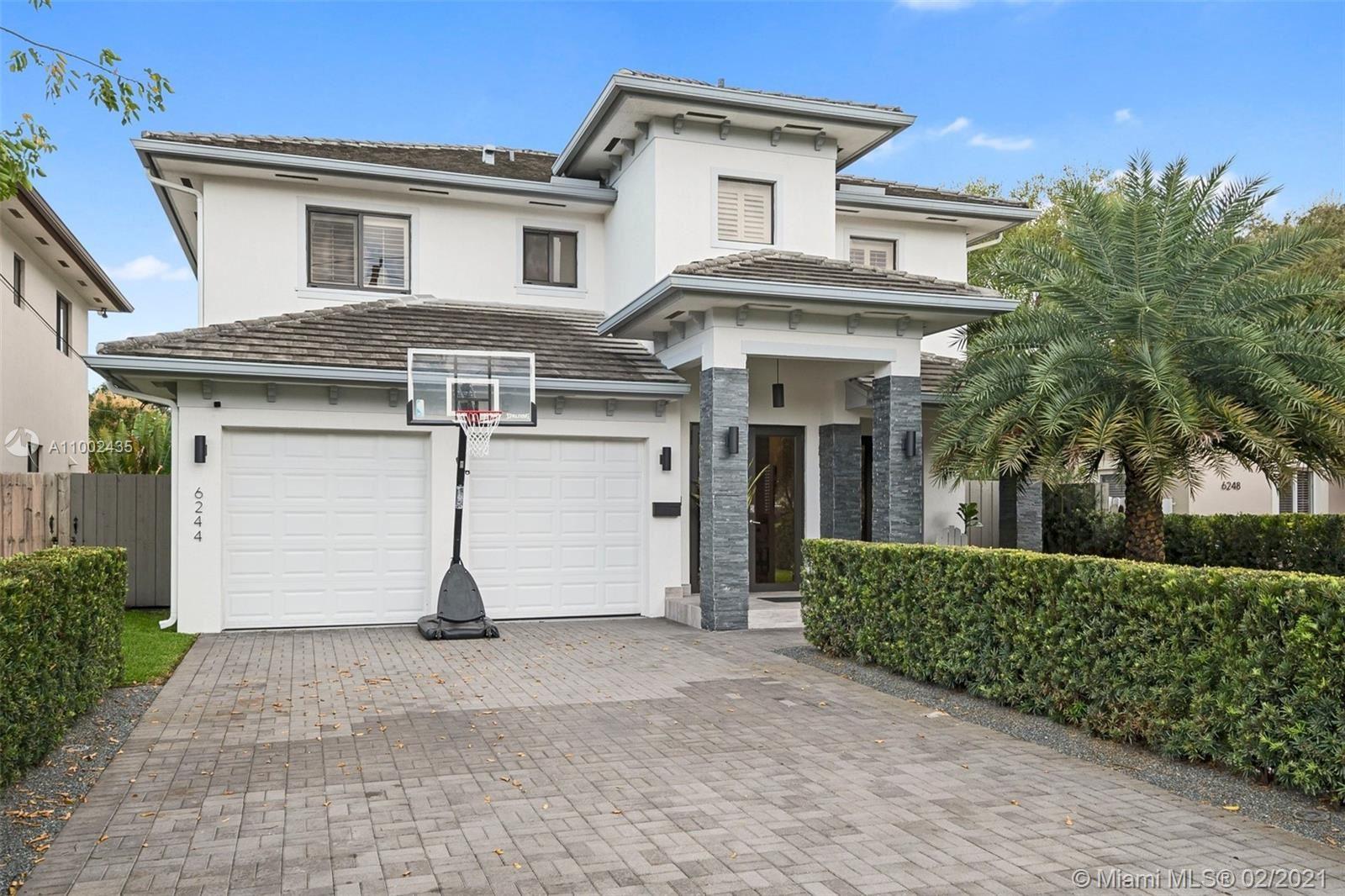 6244 SW 26th St, Miami, FL 33155 - #: A11002435