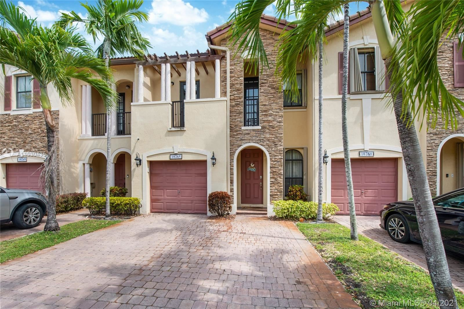 10265 NW 32nd Ter #10265, Doral, FL 33172 - #: A11030435