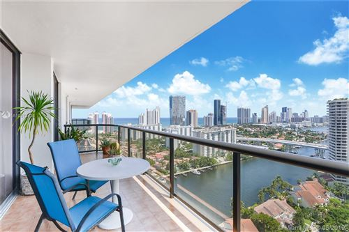 Photo of Listing MLS a10673436 in 19667 Turnberry Way #27C Aventura FL 33180
