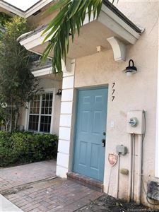 Photo of 777 NW 42nd Ave #777, Plantation, FL 33317 (MLS # A10741436)