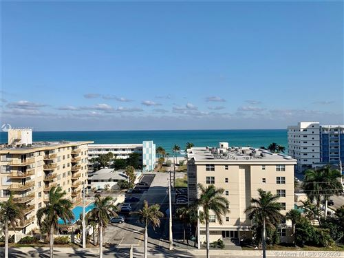 Photo of 1500 S Ocean Dr #9I, Hollywood, FL 33019 (MLS # A10804436)