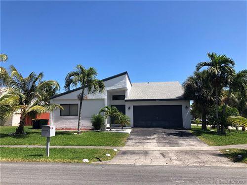 Photo of 719 SE 3rd Ave #719, Dania Beach, FL 33004 (MLS # A10836436)