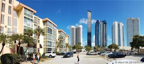 Photo of 200 172nd St #306, Sunny Isles Beach, FL 33160 (MLS # A10925436)