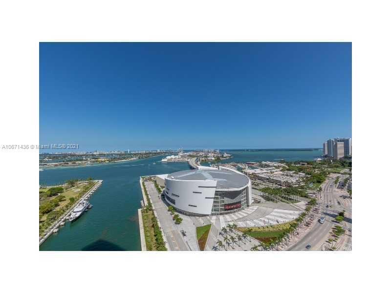888 Biscayne Blvd #3205, Miami, FL 33132 - #: A10671436
