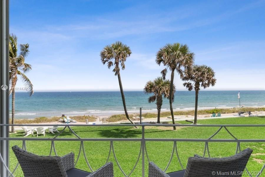 Photo of 1043 Hillsboro Mile #8C, Hillsboro Beach, FL 33062 (MLS # A11014436)